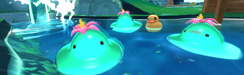 Slime Rancher Secret Style Pack DLC Releases in June! – Pro Game Guides