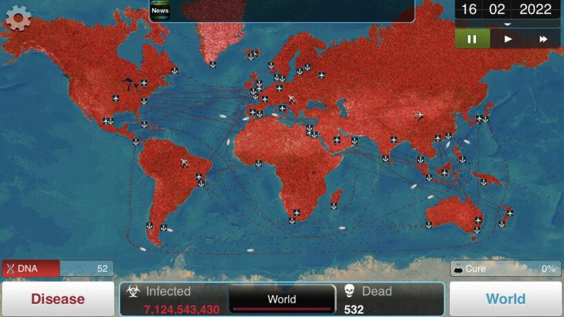 Wiki plague inc Plague Inc.