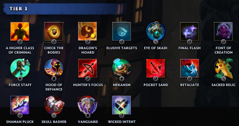 Dota Underlords Items List – Pro Game Guides