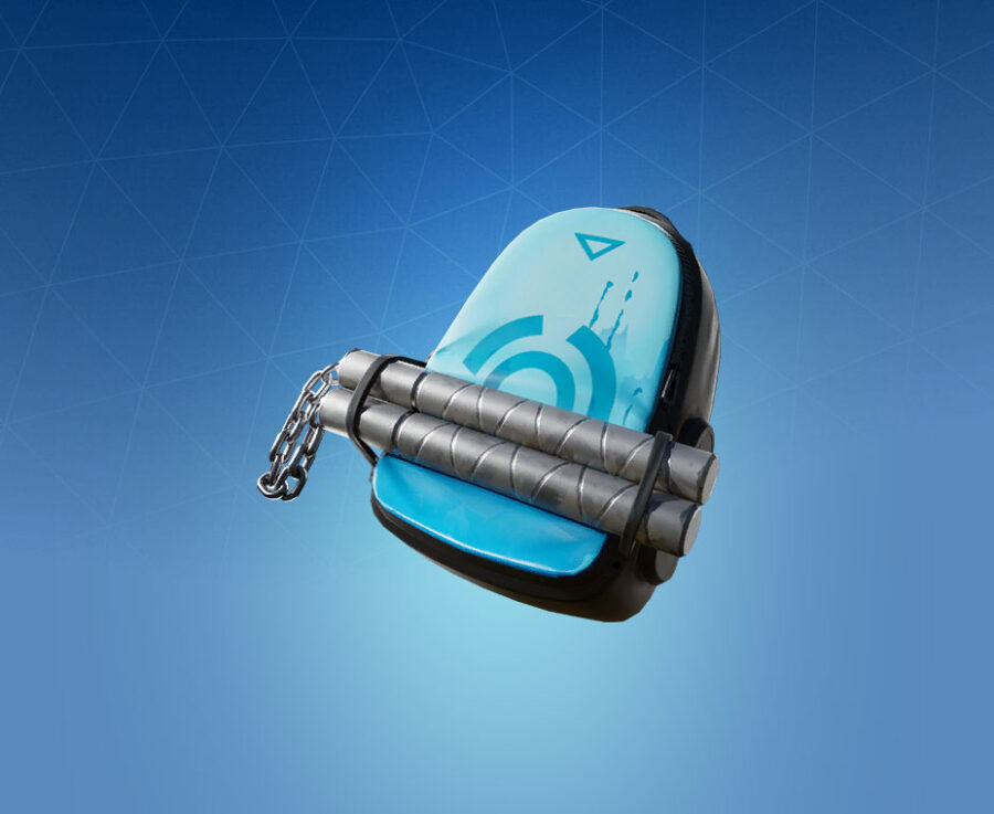 Chuck Pack Back Bling
