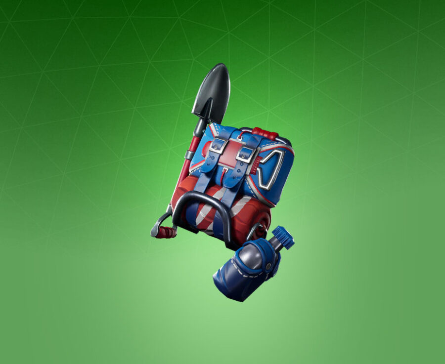 Color Guard Back Bling