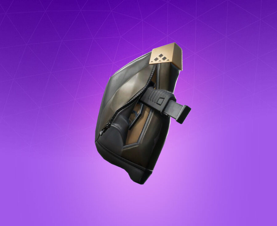 Gun Bag Back Bling