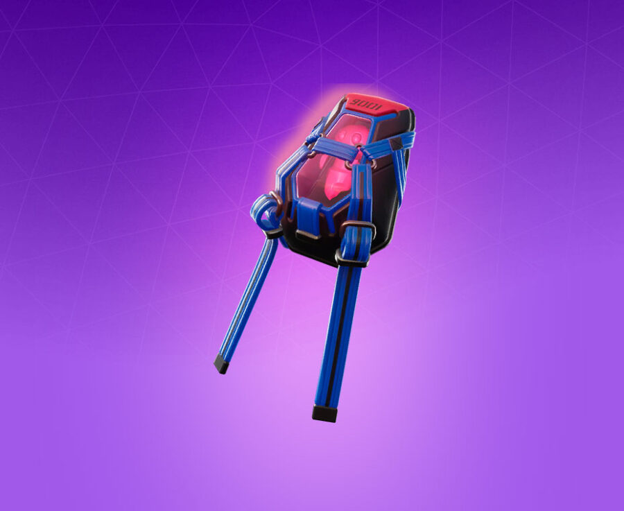 Lumi Core Red Back Bling