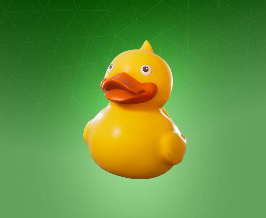 Quack Pack Back Bling
