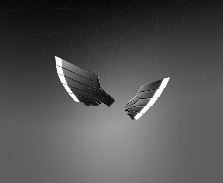 Shadowbird Wings Back Bling