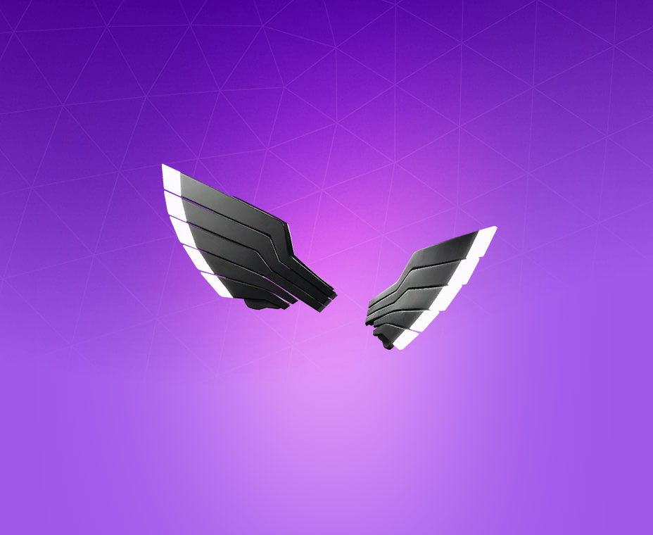 Fortnite Shadowbird Wings Back Bling Pro Game Guides