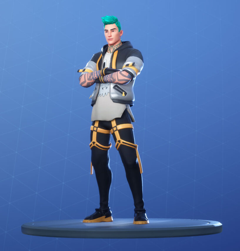 Fortnite Flare Skin - Outfit, PNGs, Images - Pro Game Guides