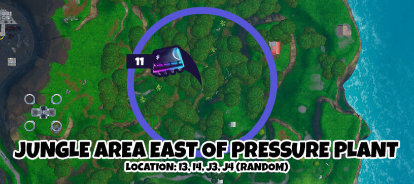 Fortnite Fortbytes Locations List – Cheat Sheet Map, All