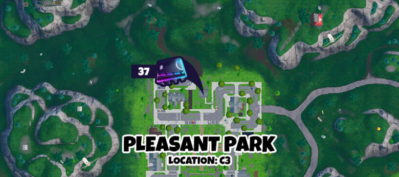 Fortnite Fortbytes Locations List – Cheat Sheet Map, All Locations