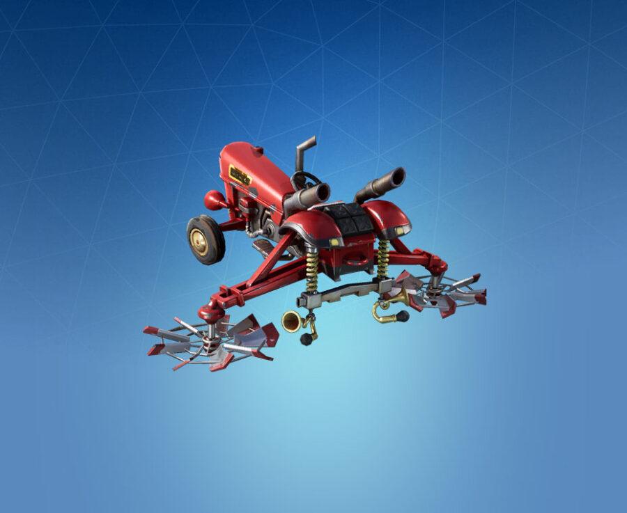 Crop Duster Glider