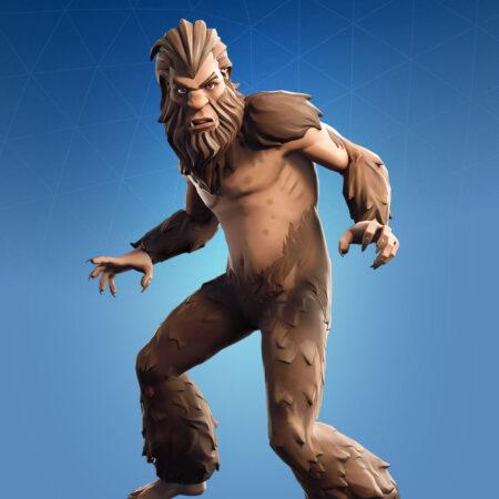 Bigfoot skin