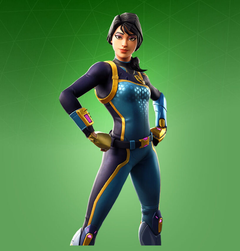 Fortnite Bolt Skin Character Png Images Pro Game Guides