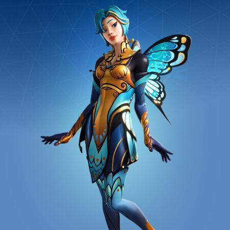 Flutter skin