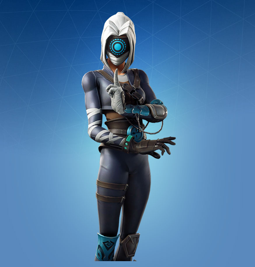 Fortnite Focus Skin - Outfit, PNGs, Images - Pro Game Guides