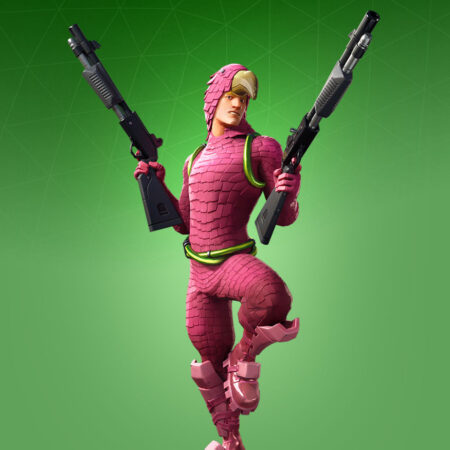 King Flamingo skin