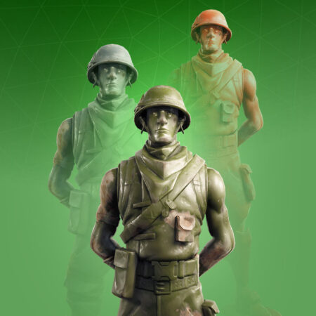Plastic Patroller skin