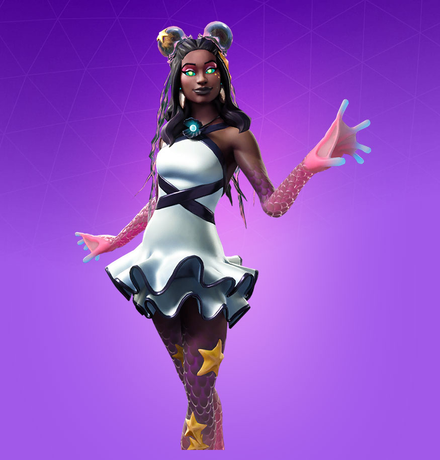 Fortnite Starfish Skin Outfit Pngs Images Pro Game Guides