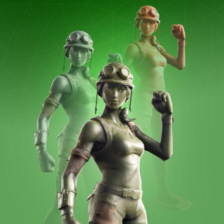 Toy Trooper skin