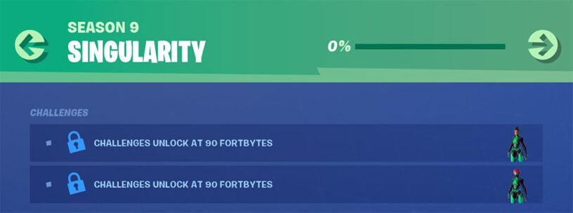 Fortnite: How-to Unlock Singularity's Styles – Helmet Locations