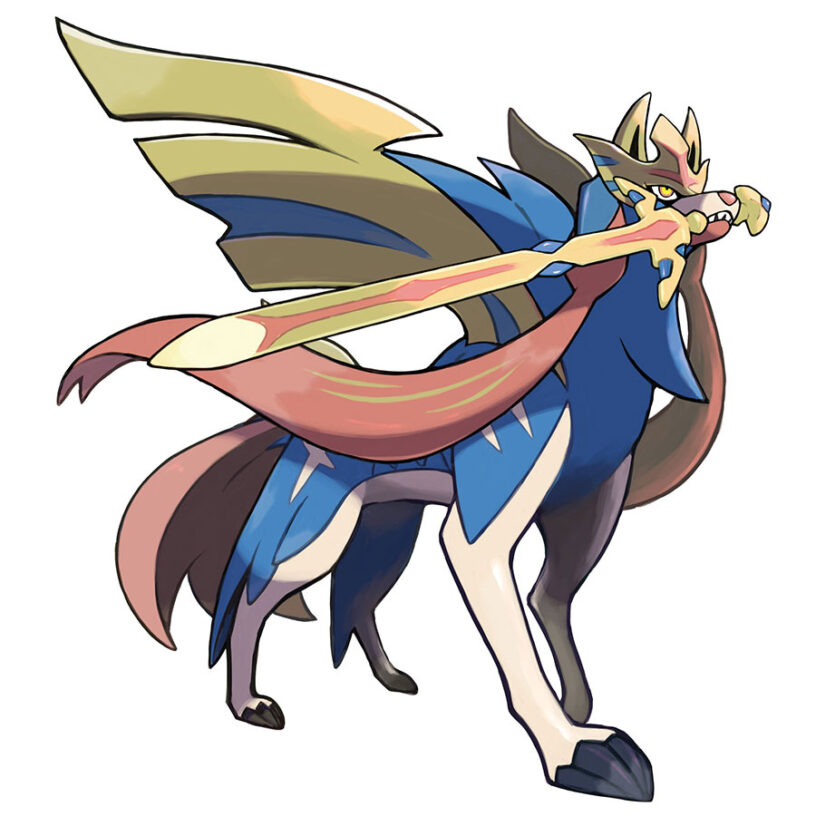Pokemon Sword And Shield Legendaries List Currently Known