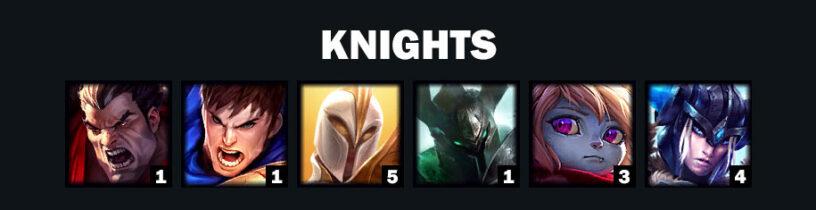 Kết quả hình ảnh cho knight tft