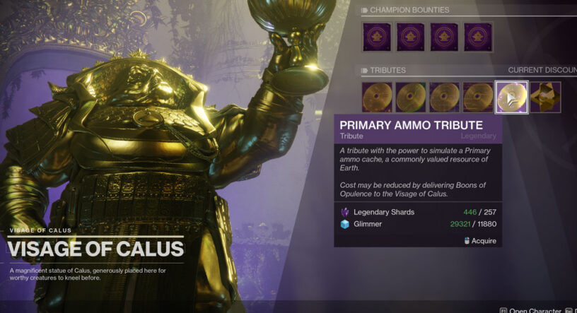 Destiny 2: Bad Juju Quest Steps Guide – Perks, Quest Start