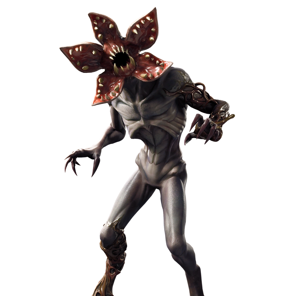 Fortnite Demogorgon Skin - Outfit, PNGs, Images - Pro Game ...