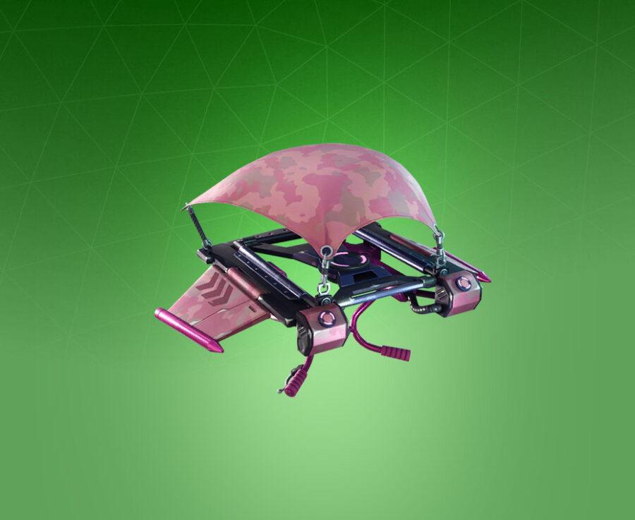 Rose Rider Glider