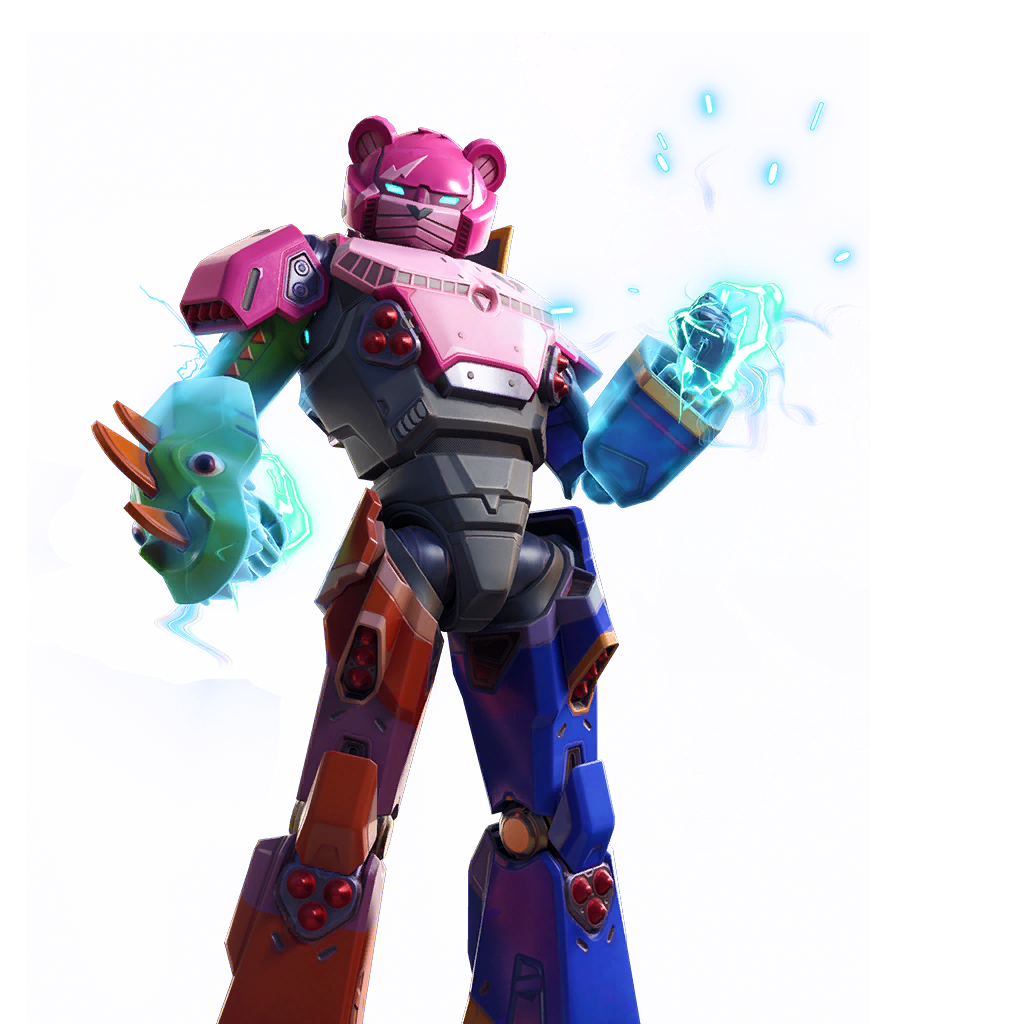 fortnite mecha team leader skin featured - Huge list of Hero Concepts(+Schematics concept)