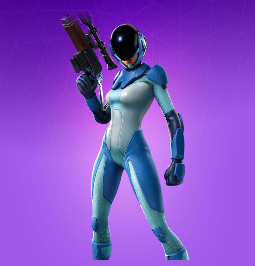 Astro Assassin Skin