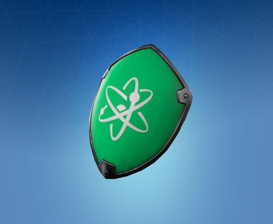 Banner Shield Back Bling