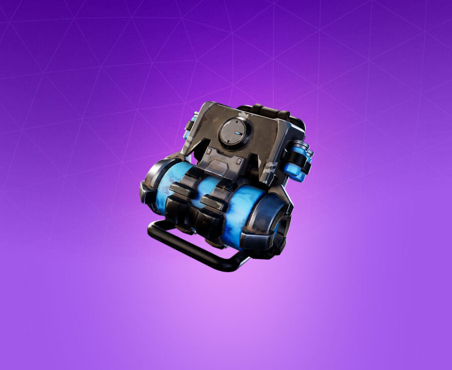 Containment Pack Back Bling