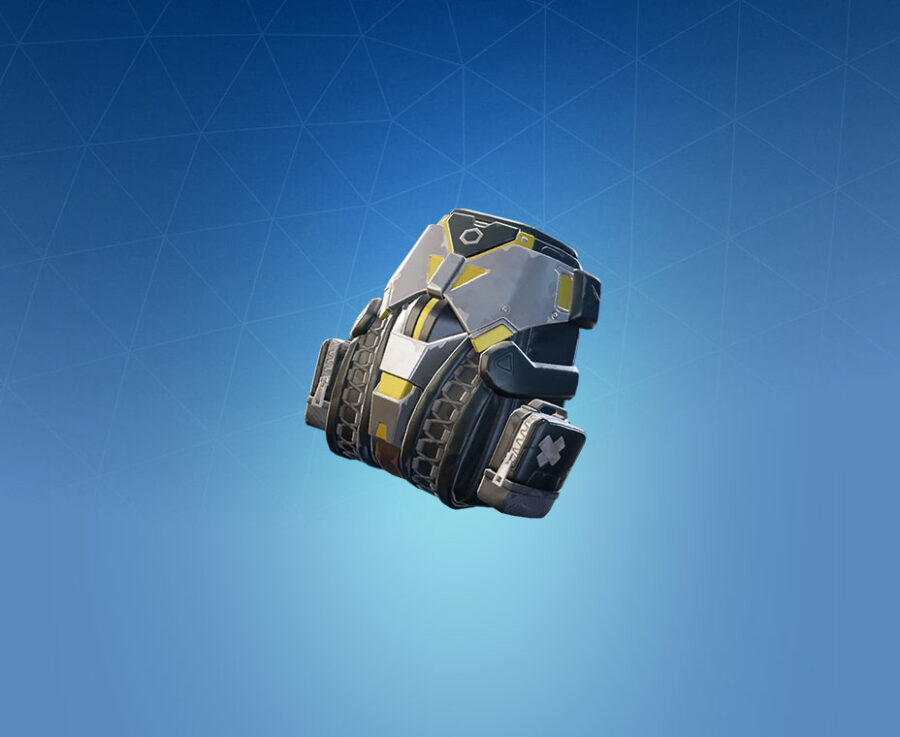Stronghold Back Bling