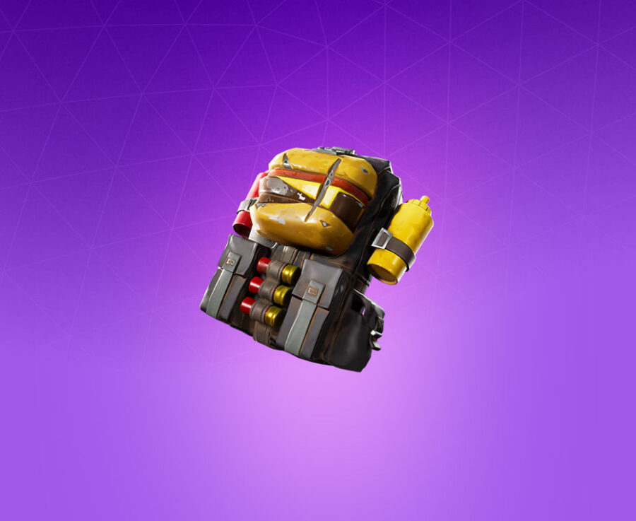 Takeout Back Bling