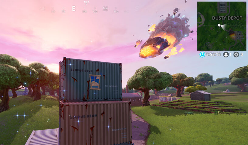 Fortnite Chests Inside Containers with Windows Locations ...