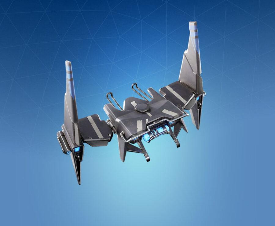 Dual Defiant Glider
