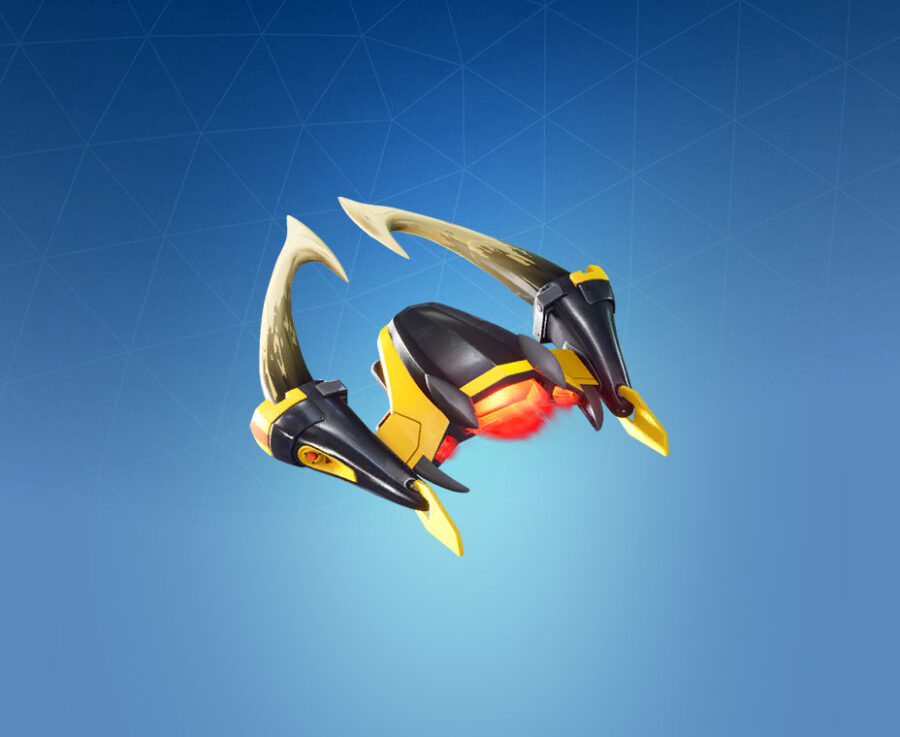 Horned Strike Glider