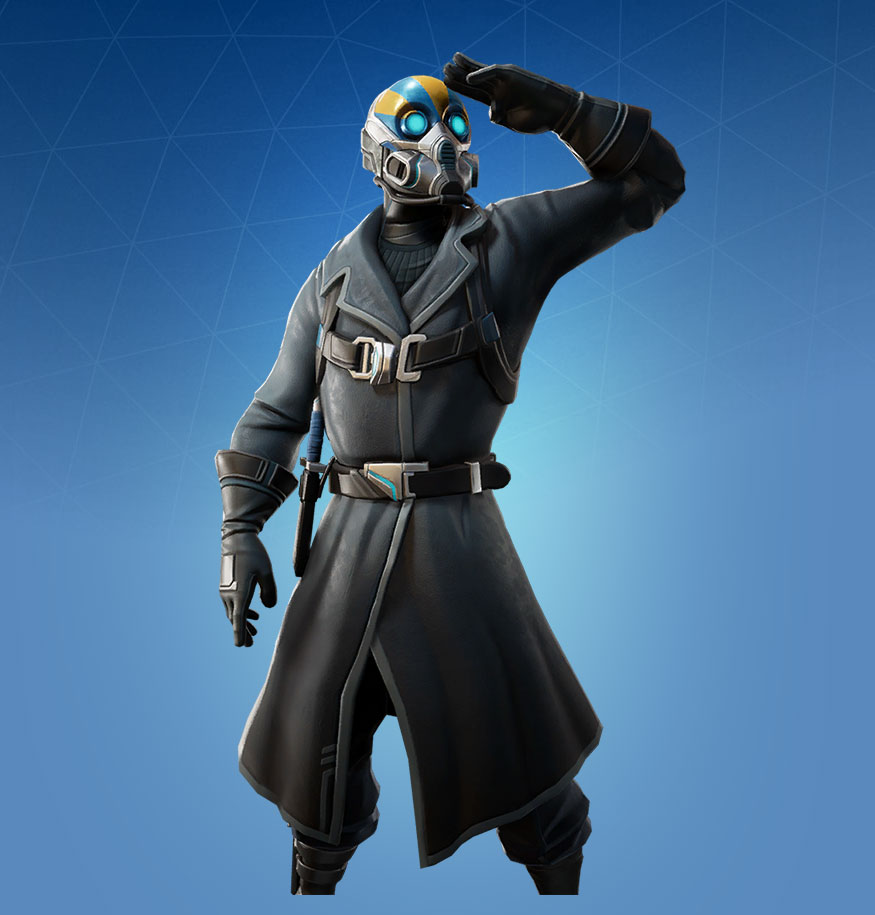 Fortnite Aeronaut Skin - Outfit, PNGs, Images - Pro Game Guides