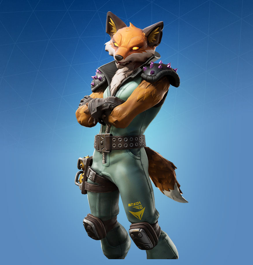 Fortnite Fennix Skin Outfit Png Images Pro Game Guides