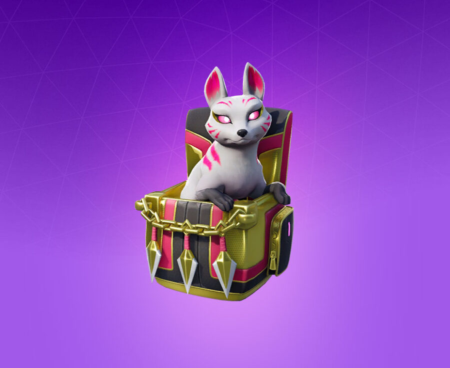 Kitsune Pet