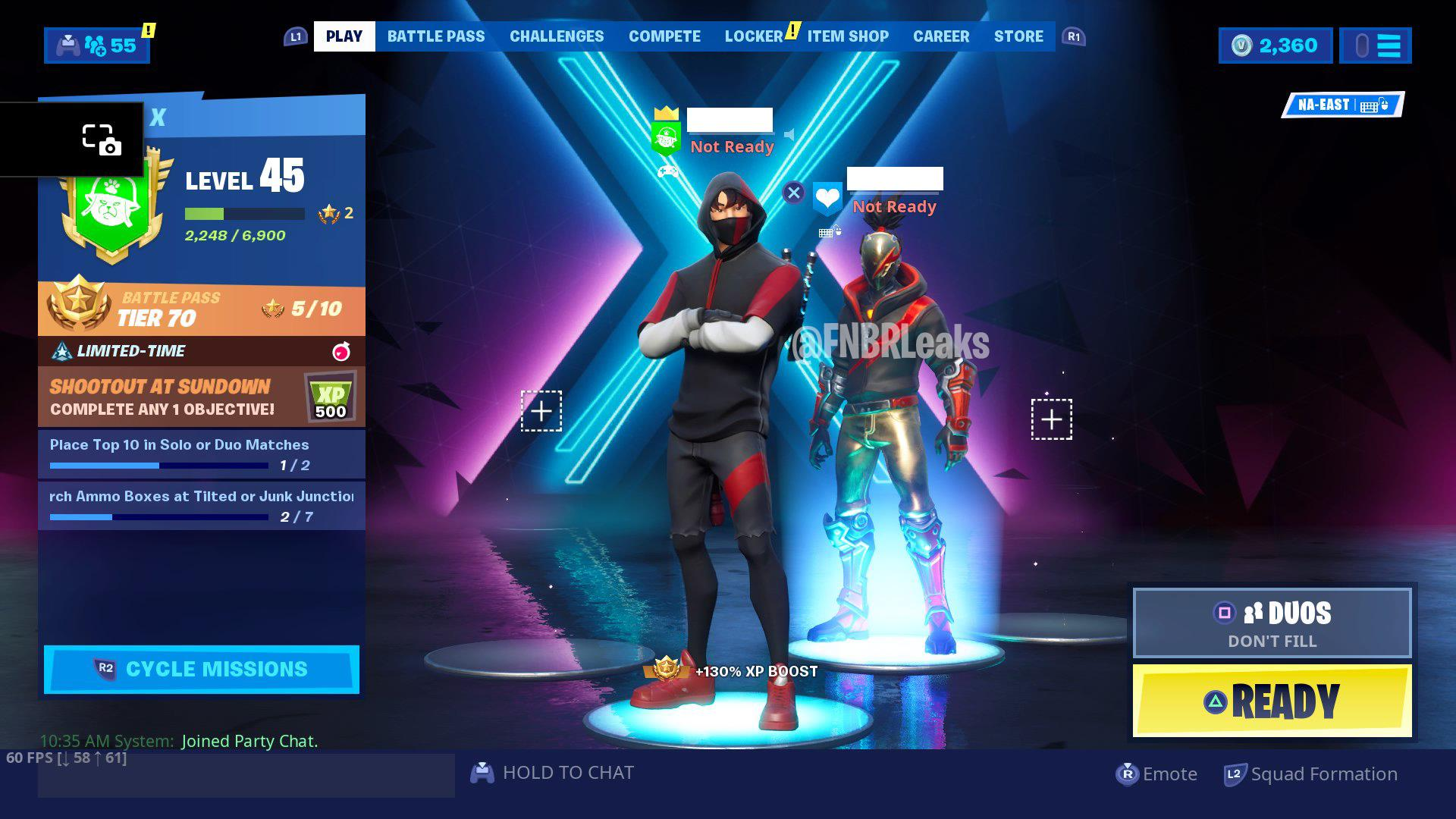 The New Fortnite Season X Starter Pack has Leaked! – Pro Game Guides