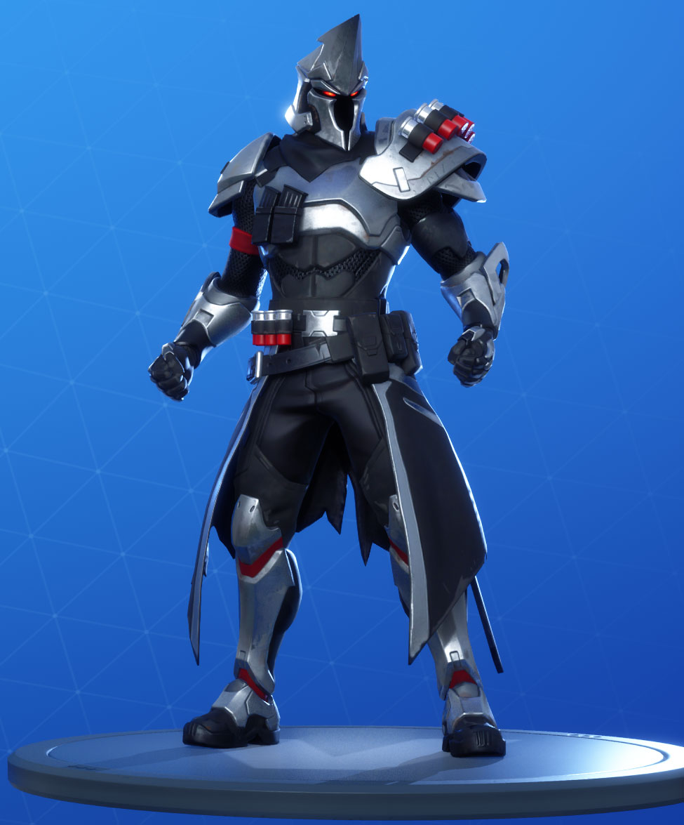 Fortnite Ultima Knight Skin Character Png Images Pro Game Guides