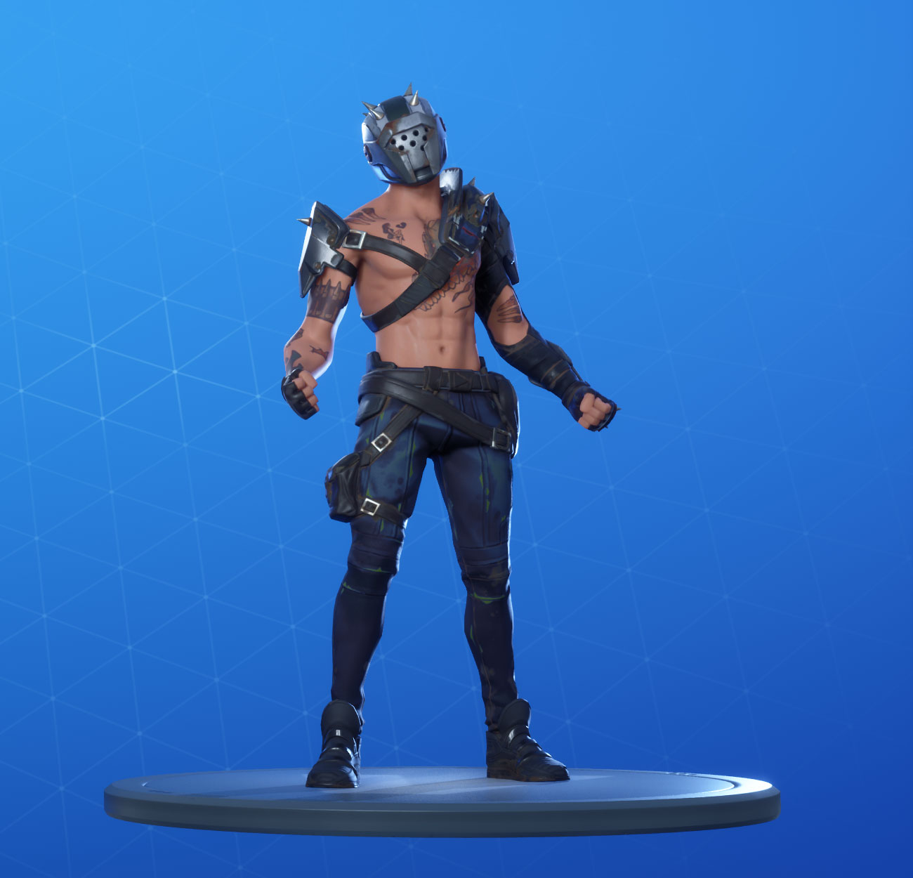 Fortnite X-Lord Skin - Outfit, PNGs, Images - Pro Game Guides