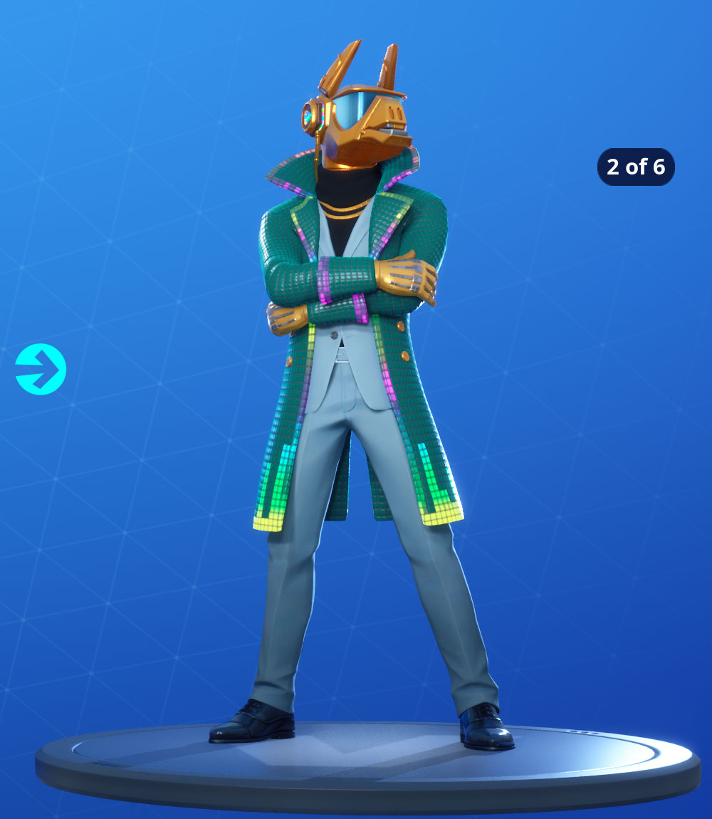 Fortnite Yond3r Skin Outfit Pngs Images Pro Game Guides