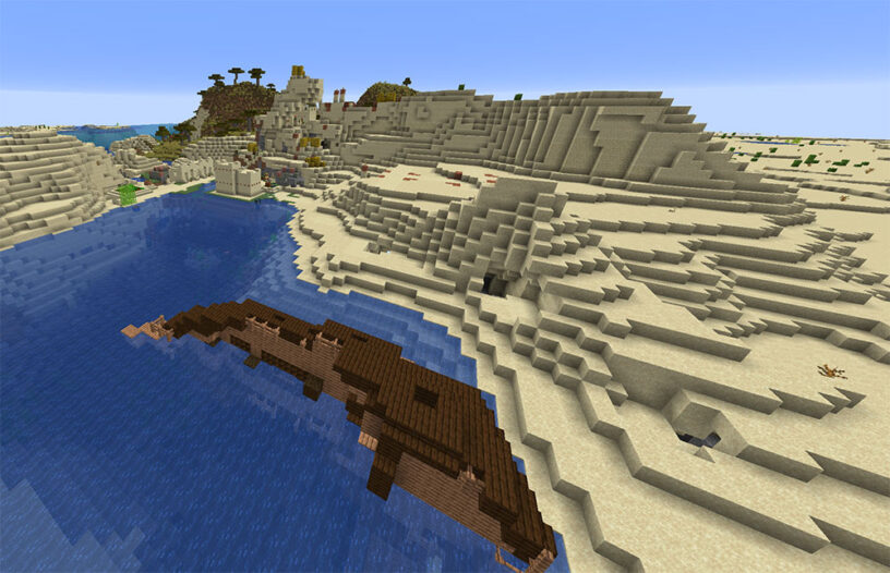 Best Minecraft Seeds List (September 2019, 1 14 4) – Village