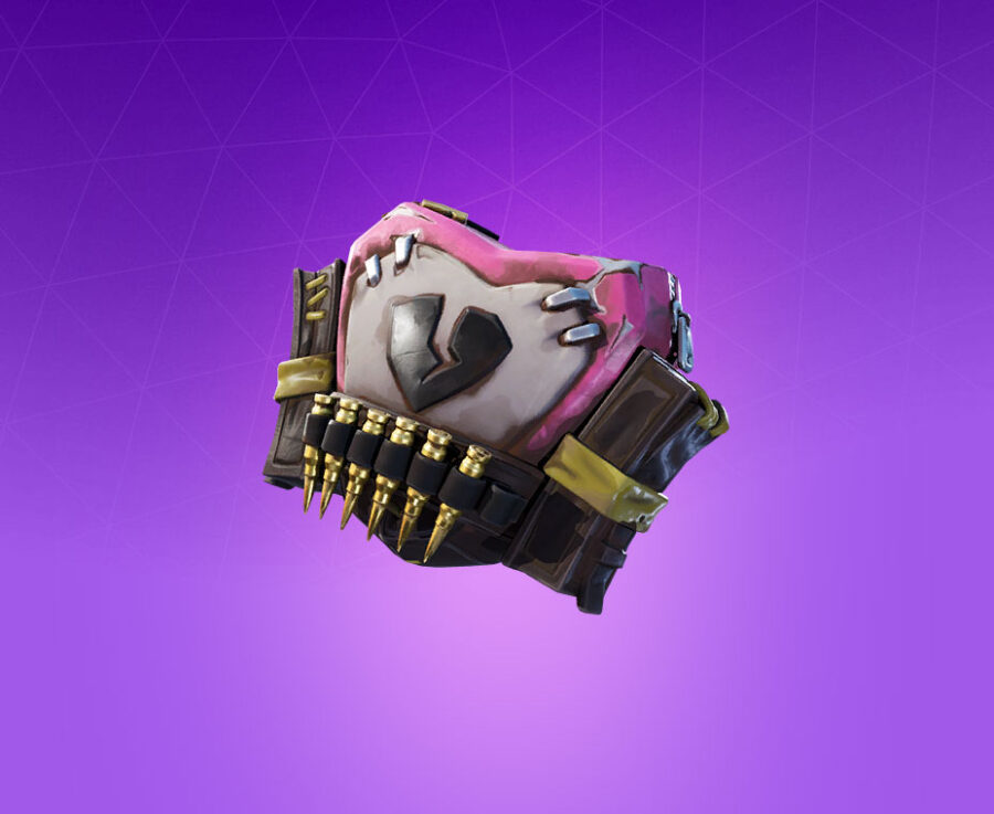 Heartless Back Bling