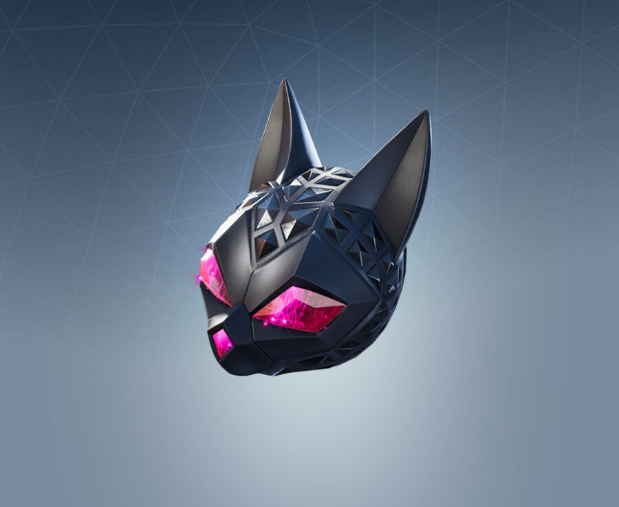 Jeweled Cat Back Bling