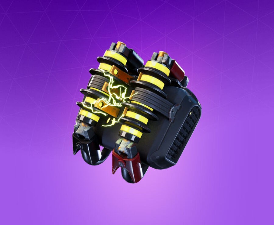 Turbocoil Back Bling