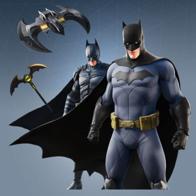 Batman Catwoman Skins Coming To Fortnite According To