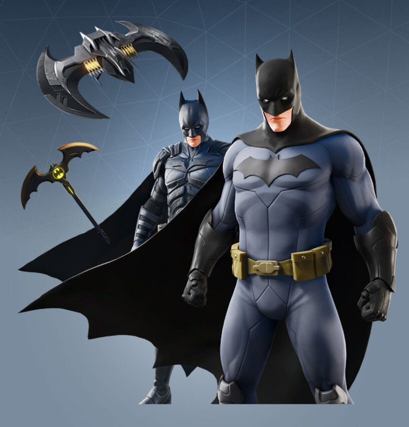 Fortnite The Dark Knight Movie Skin - Outfit, PNG, Images ...